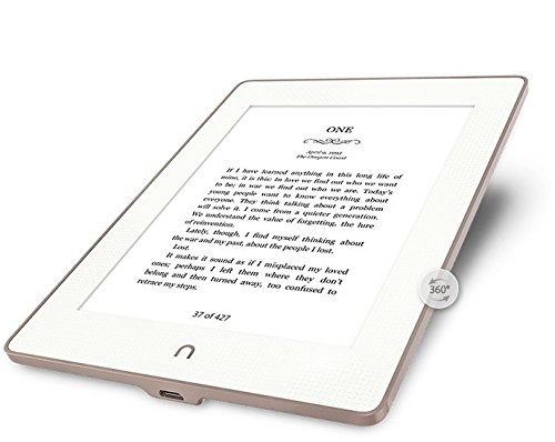 Barnes & Noble NOOK GlowLight Plus eReader - Waterproof & Dustproof (BNRV510) & BlueProton USB 3.0 SD Card Reader