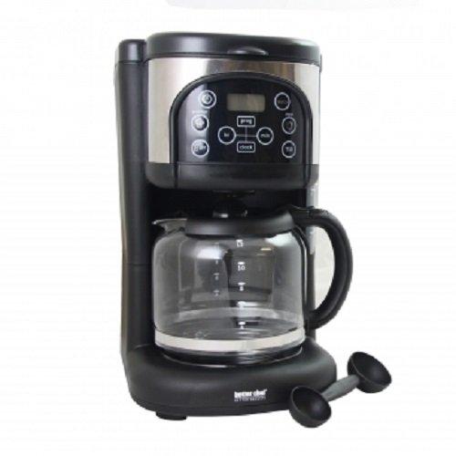 BetterシェフUltra Brewデジタル12カップコーヒーメーカー B073DMGQPT