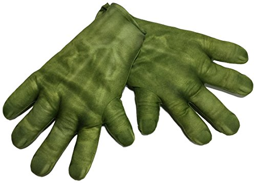 [Avengers 2 Age of Ultron Child's Hulk Gloves] (Ultron Halloween Costumes)