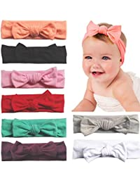 9eef8840bb4 Baby Headbands Turban Knotted