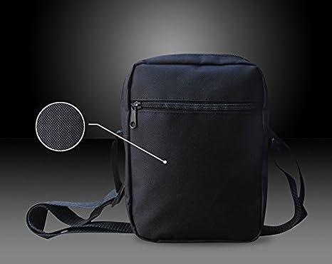 LedBack Small Messenger Bag for Women Girls Casual Crossbody Purse Polyester Dog
