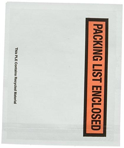 Sales4Less Packing List Envelopes 4.5
