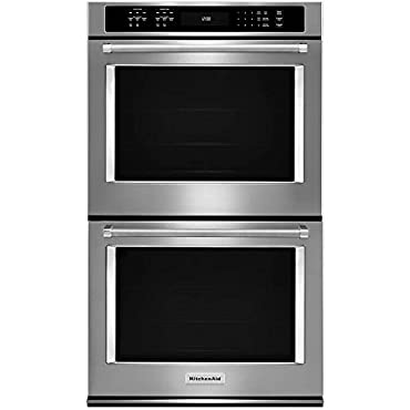 Kitchen Aid KODE500ESS 30 10 Cu. Ft. Electric Double Wall Oven