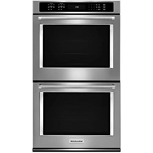 Price comparison product image Kitchen Aid KODE500ESS KODE500ESS 30 10 Cu. Ft. Electric Double Wall Oven
