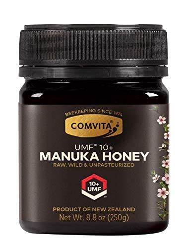 Comvita UMF 10+ (MGO 263+) Raw Manuka Honey | 8.8 oz I New Zealand's #1 Manuka Brand | Wild, Non-GMO I Premium Grade by Comvita (Image #1)