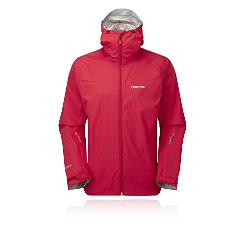 Montane Pour Veste Red Atomic Homme rfSrx