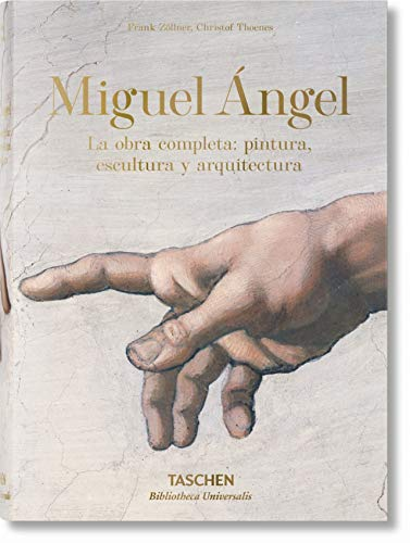 - Michelangelo. The Complete Paintings, Sculptures and Arch. (Bibliotheca Universalis)