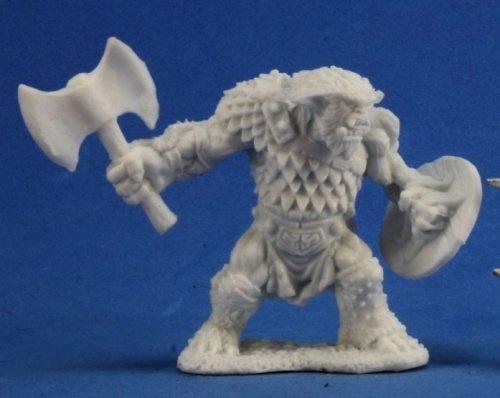 RPR77233 Kegg Bugbear Axe Miniature Dark Heaven Bones Reaper Miniatures