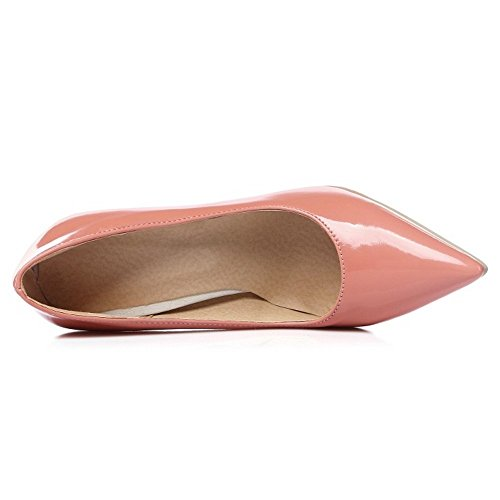 Formale Zanpa Col Colors 12cm 9 Pink heel Tacco Scarpe Donna HPPwq5xFf