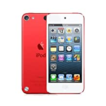 Apple iPod touch 64GB Red 5th Generation APPLE MD750LLA (Red)