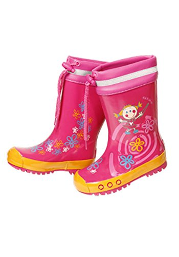 huge discount 30a06 05495 MaxiMo Gummistiefel Elfe pink Mädchen (21): Amazon.de ...