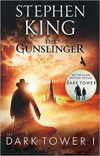 Amazon Fr Dark Tower I The Gunslinger Stephen King Livres