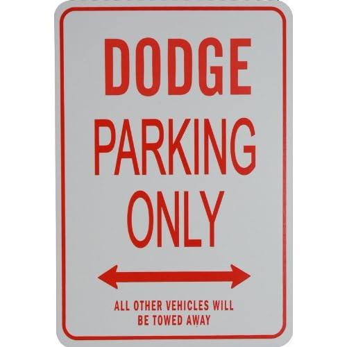 SCANIA Parking Only Sign Signes de stationnement SCANIA