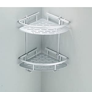 good Space aluminum functional bathroom/the shelf in the bathroom/ bathroom rack hanging/ solid link-B