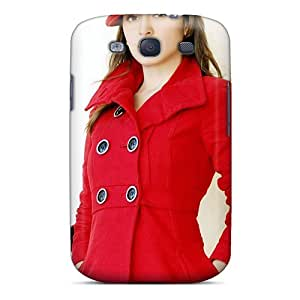 Anti-scratch And Shatterproof Hansika Motwani S Phone Case For Galaxy S3/ High Quality Tpu Case