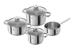 Zwilling Joy - Batería de cocina de 4 piezas