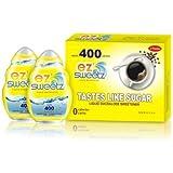 EZ-Sweetz (2 Pack 1.05oz - Liquid Sweetener 400 Servings/Bottle)