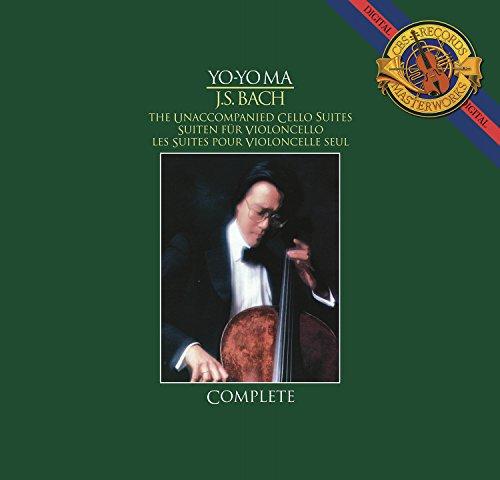 Bach: Unaccompanied Cello - Vinyl Unaccompanied Cello