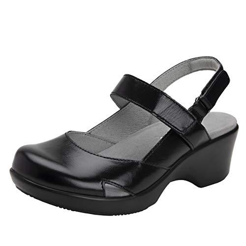 Alegria Tarah Womens Sandal Jet Luster 12 M US