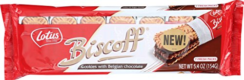 Biscoff with Belgian Chocolate, 5.4 oz