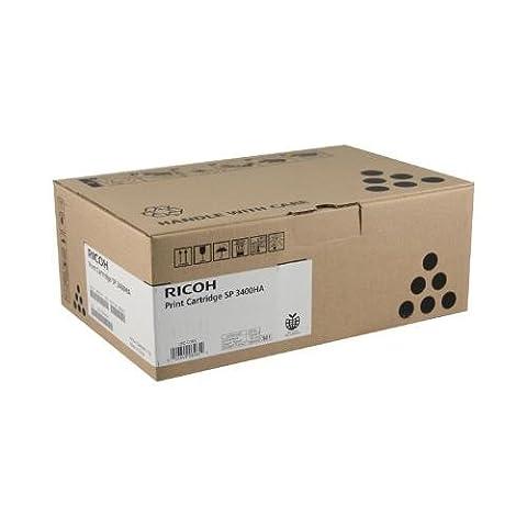 Ricoh 406465 OEM Toner - Aficio SP 3400 3410SF Series Toner (5000 Yield) OEM (Ricoh 3400n)