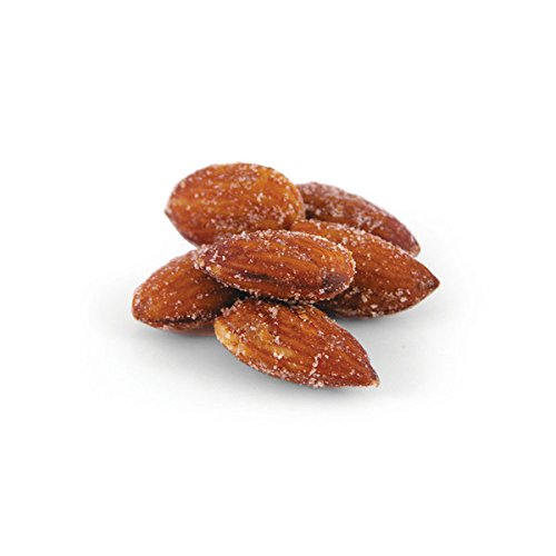 Almonds Smoked Bulk 25lb by In-Room Plus, Inc.
