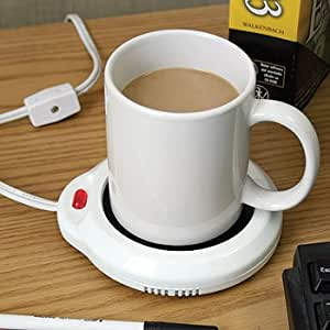 Amazon Com Mug Warmer Mini Hot Plate Keeps Drink Perfect