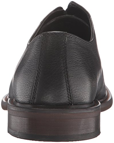 Kenneth Cole Reaction Hombres Cuenta-ant Oxford Black
