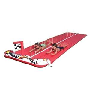 Bestway - Pista deslizante de dos calles Dash'N Splash Raceway (52079B)