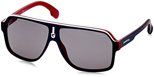 S M9 Grey Black Adulto Carrera Crystal de Ruthe Matt 1001 Unisex Gafas Grey Red Negro BLX 62 Sol 5aEFqw