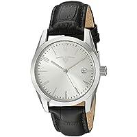 Swiss Legend Men's 22038-02S Peninsula Analog Display Swiss Quartz Black Watch