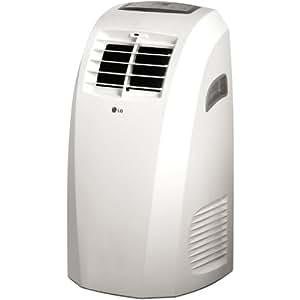 LG Electronics LP1014WNR 115-volt Portable Air Conditioner with Remote Control, 10000 BTU