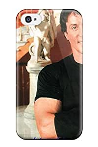 Brand New 4/4s Defender Case For Iphone (sylvester Stallone)