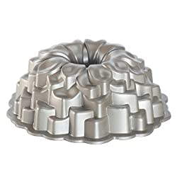 Nordic Ware Platinum Collection Blossom Bundt Pan