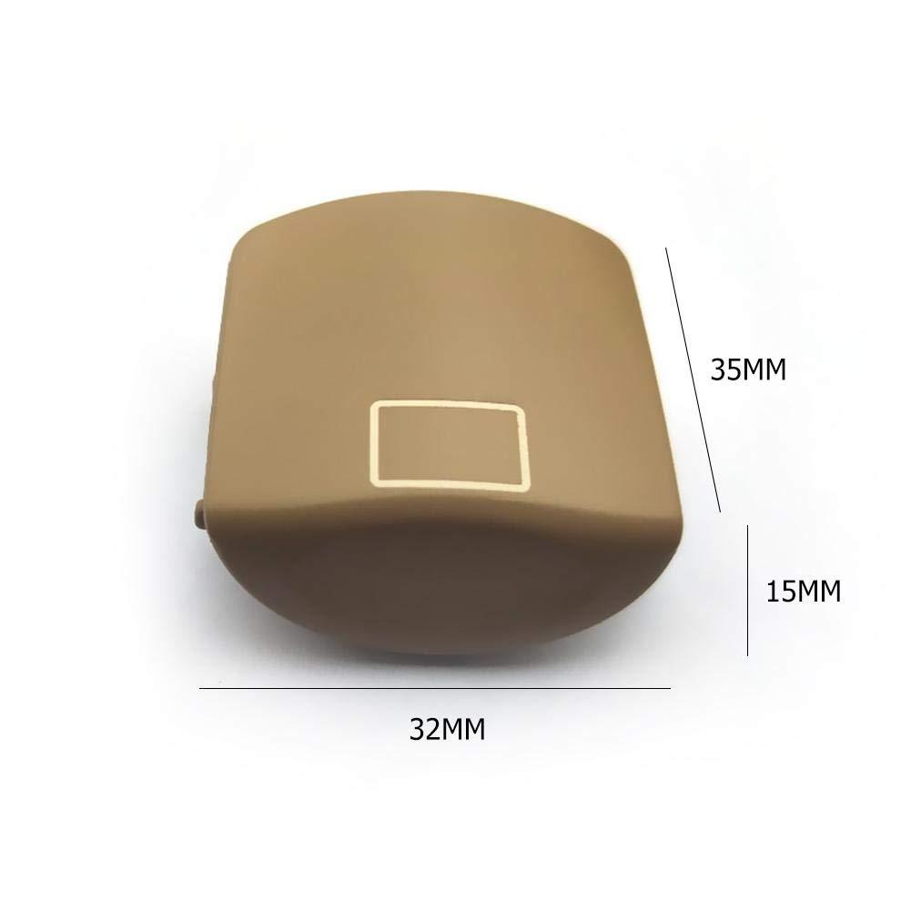 "C4206C4207C4208C4209C4210C4211C4212 AERZETIX Juego de 7 llaves de vaso de impacto con punta atornillador Torx T25 T30 T40 T45 T50 T55 T60 1//2/"" para herramientas neum/áticas"