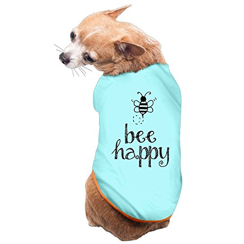 Bee Happy Shirt Dog Anxiety Calming Wrap M - Bee Donations