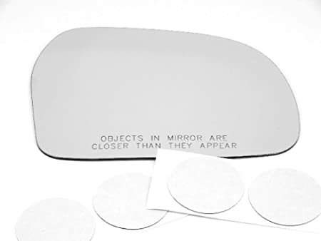 Fits 95-03 Windstar Left Driver Mirror Glass Lens w//Adhesive USA