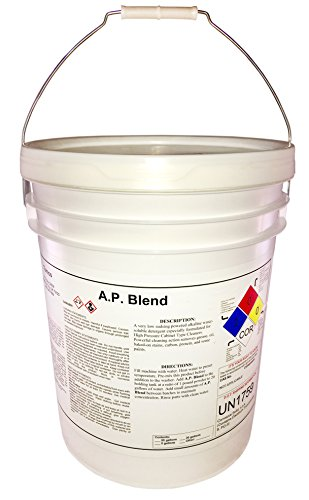 Many Other Types - TEMCO AP10 Blend Industrial Auto Parts Cleaner Detergent Degreaser Concentrate (10 Pounds)