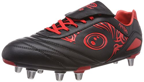 Red Red de Black Rouge Razor Homme Rugby Optimum Chaussures ZP8wxPY