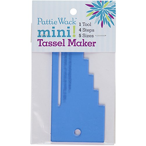 Pattiewack Designs Mini Tassel Maker, 5.5