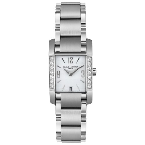 Baume & Mercier Women's 8739 Diamant Diamond Watch