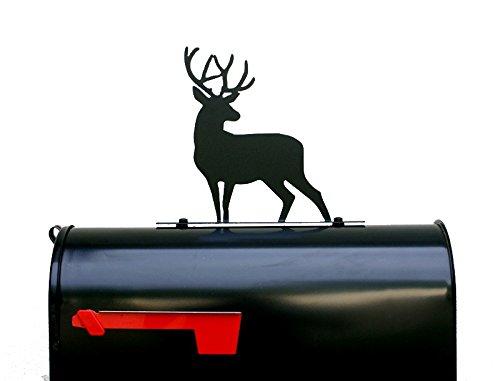 Deer Mailbox Topper/Sign - Mail Box