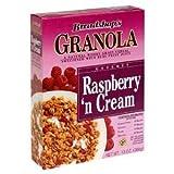 Cheap Breadshop Raspberry and Cream Granola, 25 pound – 1 each