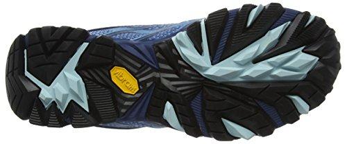 Merrell Senderismo Zapatillas Mujer Para Azul Moab poseidon De Fst Gtx XAwx7BqAr