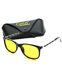 Cyxus Blue Light Filter Sleep Better UV Block Protection Health Glasses Safety