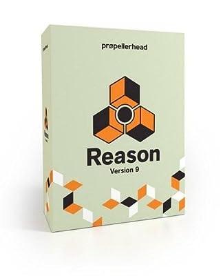Propellerhead Reason 9 Digital Audio Workstation (Upgrade Version)