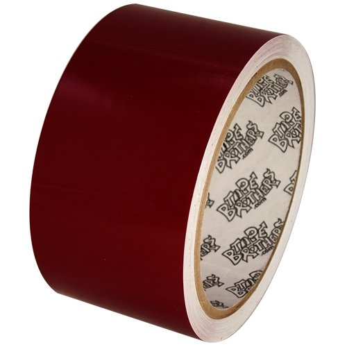 (Tape Planet 3 mil Outdoor Craft Vinyl Tape (2 inch, Burgundy) )