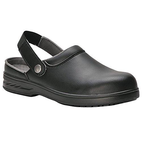 Portwest Men's Steelite Safety Clog