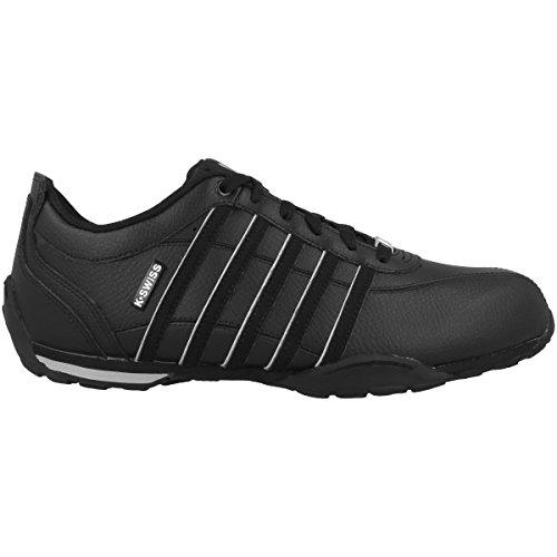 K-Swiss ARVEE 1.5 02453 - Zapatillas de deporte para hombre Negro (Black/storm)