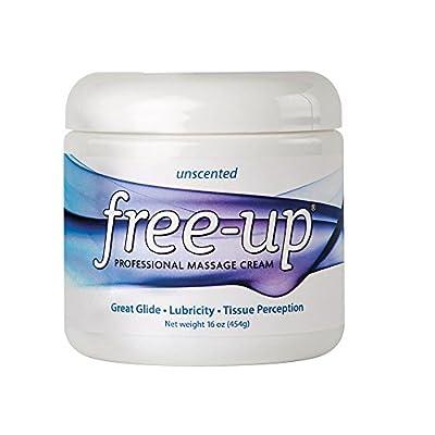 Free-Up Soft Tissue Massage Cream, 16 oz